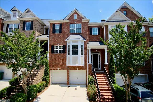 1605 Rivergreen Court SE, Atlanta, GA 30339 (MLS #6740982) :: North Atlanta Home Team