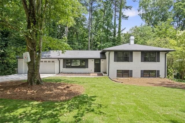 1433 Oak Grove Drive, Decatur, GA 30033 (MLS #6740993) :: The North Georgia Group