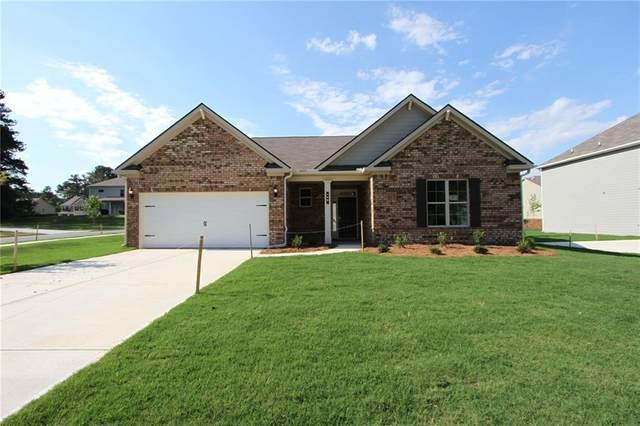 306 Hickory Run Way, Canton, GA 30114 (MLS #6741008) :: The Heyl Group at Keller Williams