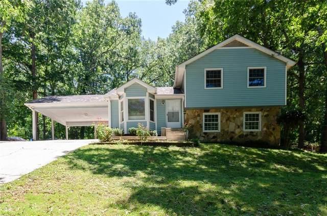 851 Brighton Drive, Lawrenceville, GA 30043 (MLS #6741027) :: North Atlanta Home Team