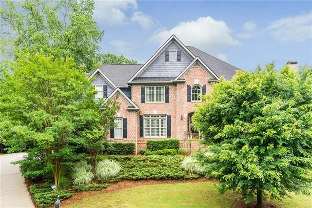 2714 Rustling Pines Court, Marietta, GA 30062 (MLS #6741036) :: The Heyl Group at Keller Williams