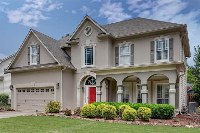 10885 Pinewalk Forest Circle, Alpharetta, GA 30022 (MLS #6741075) :: North Atlanta Home Team