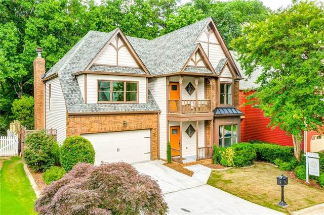 2542 Briers North Drive, Atlanta, GA 30360 (MLS #6741113) :: The Heyl Group at Keller Williams