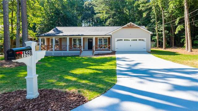 1560 Pine Creek Drive, Lawrenceville, GA 30043 (MLS #6741141) :: North Atlanta Home Team