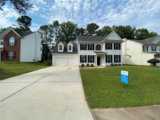 185 Mcintosh Place Drive, Fayetteville, GA 30214 (MLS #6741218) :: Good Living Real Estate