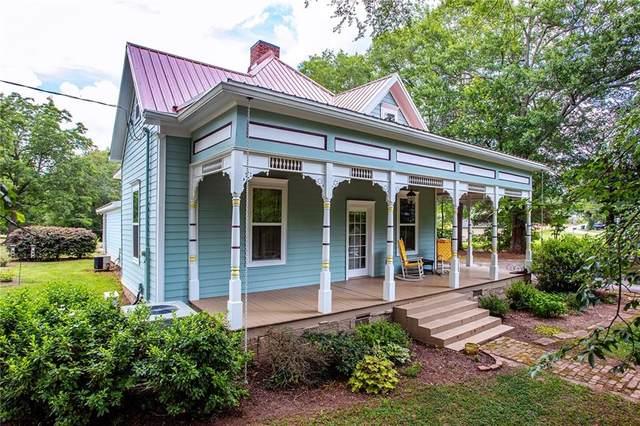 180 Church Street, Maysville, GA 30558 (MLS #6741278) :: KELLY+CO