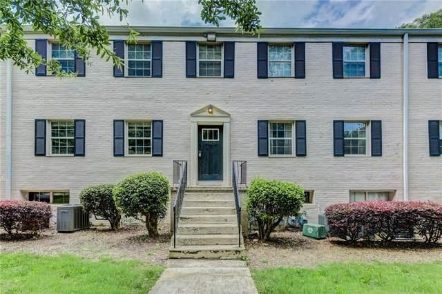 405 Willow Lane #2, Decatur, GA 30030 (MLS #6741281) :: Tonda Booker Real Estate Sales