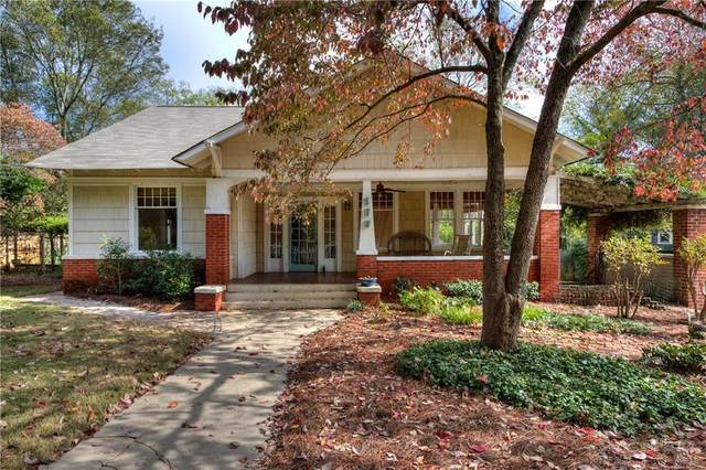110 South Avenue, Cartersville, GA 30120 (MLS #6741309) :: North Atlanta Home Team