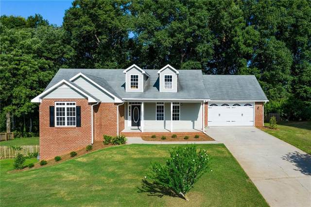 31 Cliffhanger Pointe SW, Euharlee, GA 30120 (MLS #6741342) :: North Atlanta Home Team