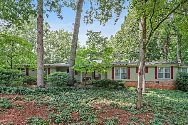 4619 Mountain Creek Drive NE, Roswell, GA 30075 (MLS #6741393) :: The Zac Team @ RE/MAX Metro Atlanta