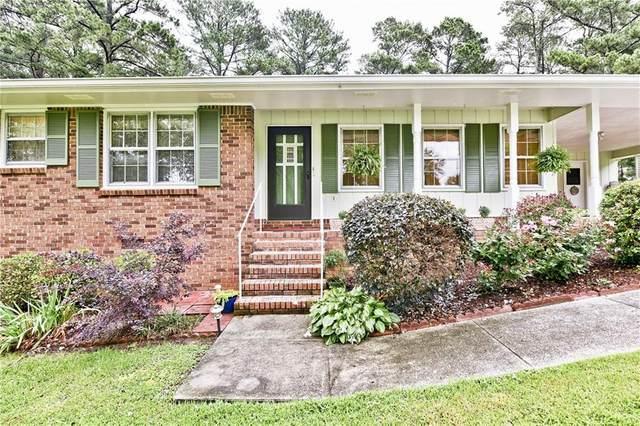 1754 Rhonda Lane, Stone Mountain, GA 30087 (MLS #6741402) :: North Atlanta Home Team