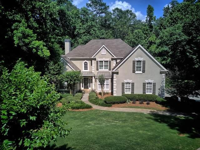 845 Hampton Bluff Drive, Alpharetta, GA 30004 (MLS #6741413) :: North Atlanta Home Team
