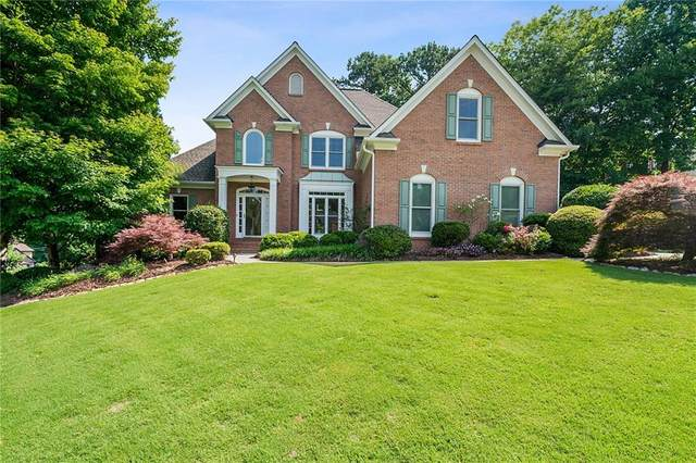 3720 Oakland Chase, Alpharetta, GA 30004 (MLS #6741440) :: North Atlanta Home Team