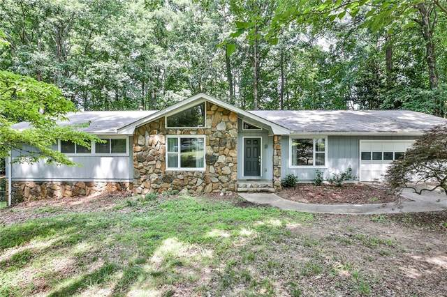 375 Cove Island Way NE, Marietta, GA 30067 (MLS #6741503) :: North Atlanta Home Team