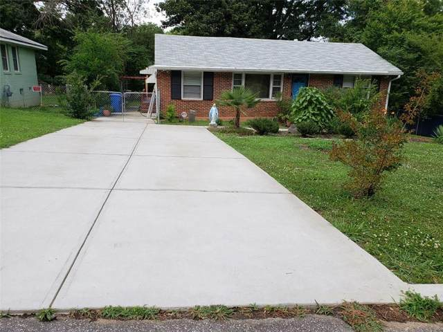 1104 S Parkwood Drive, Forest Park, GA 30297 (MLS #6741529) :: North Atlanta Home Team