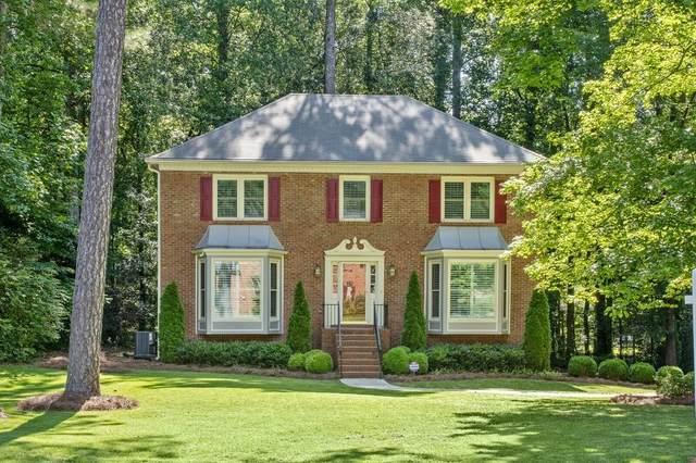 2190 Meadowind Lane NE, Marietta, GA 30062 (MLS #6741599) :: Kennesaw Life Real Estate