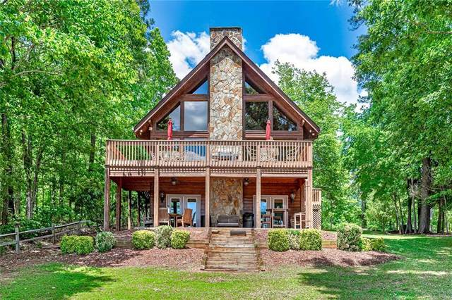 190 S Steel Bridge Road, Eatonton, GA 31024 (MLS #6741601) :: North Atlanta Home Team