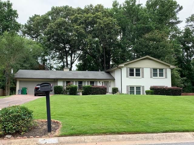 1486 Vernon North Drive, Dunwoody, GA 30338 (MLS #6741627) :: North Atlanta Home Team