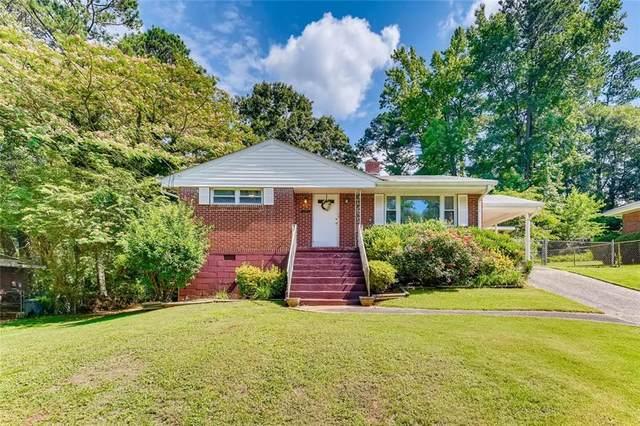 1069 Oakview Drive SE, Smyrna, GA 30080 (MLS #6741676) :: North Atlanta Home Team
