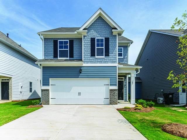 164 Woodhouse Circle, Acworth, GA 30102 (MLS #6741729) :: North Atlanta Home Team