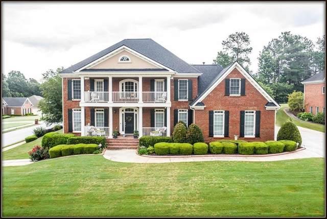 5502 Capstone Way, Douglasville, GA 30135 (MLS #6741744) :: North Atlanta Home Team