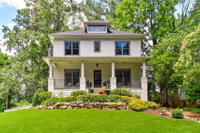 1754 Georgian Terrace, Atlanta, GA 30341 (MLS #6741780) :: The Heyl Group at Keller Williams