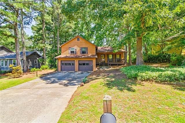 7085 Sumit Wood Drive NW, Kennesaw, GA 30152 (MLS #6741809) :: North Atlanta Home Team