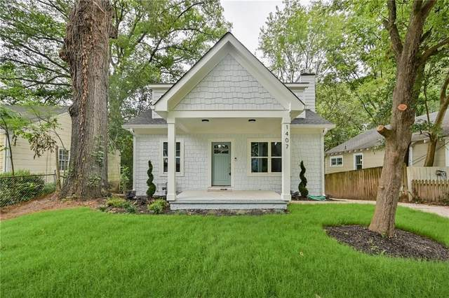 1407 Clermont Avenue, Atlanta, GA 30344 (MLS #6741816) :: The Heyl Group at Keller Williams
