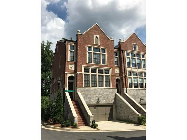 1337 Dover Circle NE, Brookhaven, GA 30319 (MLS #6741882) :: The Heyl Group at Keller Williams