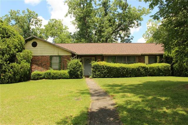 2101 Princeton Drive, Albany, GA 31707 (MLS #6741903) :: North Atlanta Home Team