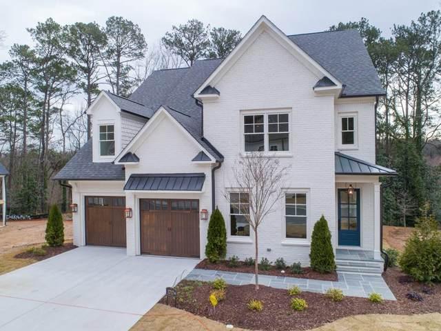 1729 Barclay Close NW, Atlanta, GA 30318 (MLS #6741916) :: Thomas Ramon Realty