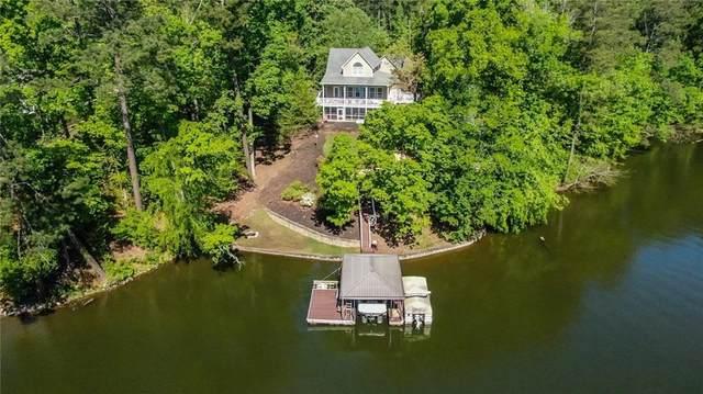 225 Late Rise Road, Monticello, GA 31064 (MLS #6741937) :: Charlie Ballard Real Estate