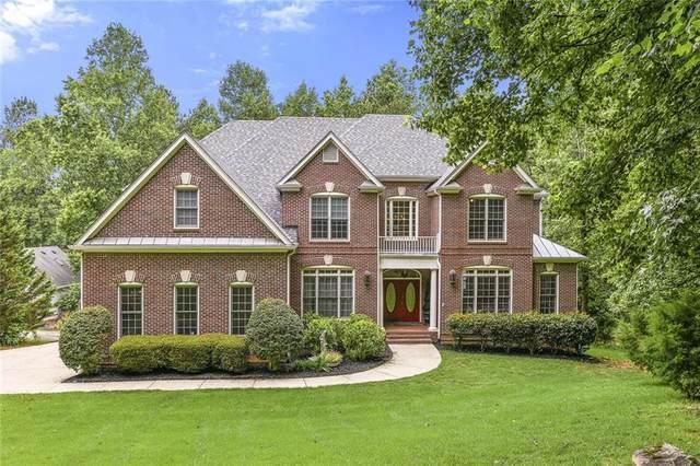 191 Hightower Lake Trail, Ball Ground, GA 30107 (MLS #6741984) :: Path & Post Real Estate