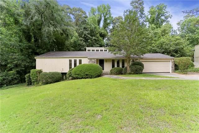 5051 Willeo Ridge Court, Marietta, GA 30068 (MLS #6741985) :: North Atlanta Home Team