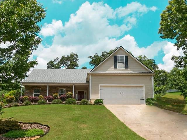 539 Carriage Drive, Bethlehem, GA 30620 (MLS #6741994) :: Charlie Ballard Real Estate