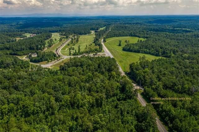 0 Cowart Road & Hubbardsville Circle Road, Dawsonville, GA 30534 (MLS #6742023) :: Path & Post Real Estate