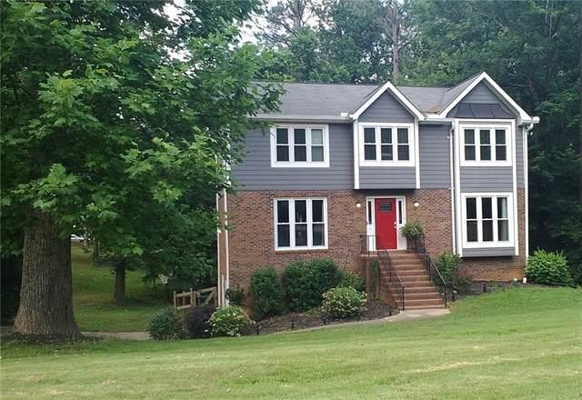 3327 Woodsfield Drive NE, Marietta, GA 30062 (MLS #6742045) :: Kennesaw Life Real Estate