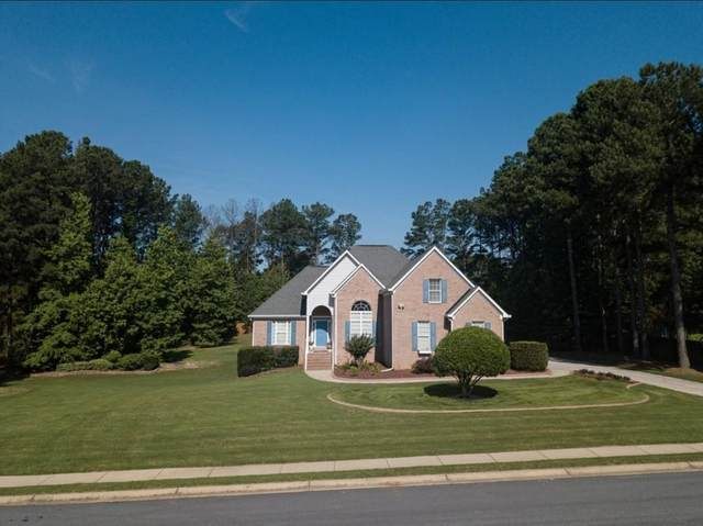220 Normandy Drive, Fayetteville, GA 30214 (MLS #6742108) :: The Zac Team @ RE/MAX Metro Atlanta
