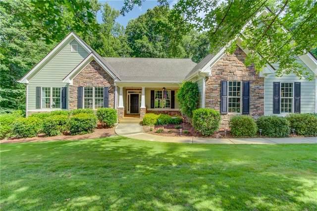556 Summit View Drive, Jefferson, GA 30549 (MLS #6742132) :: Rich Spaulding