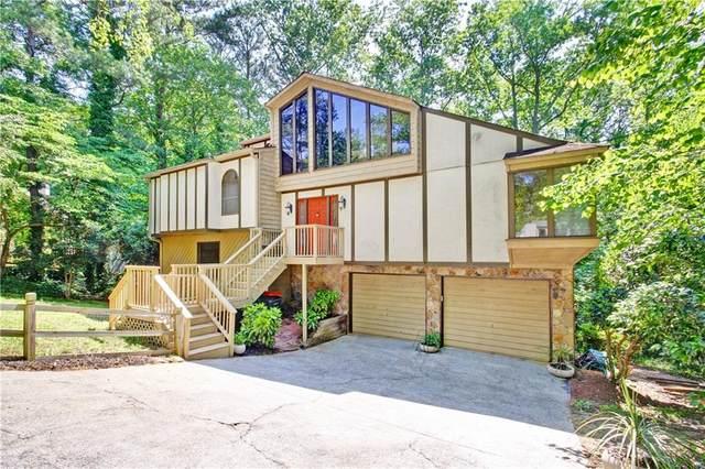 2852 Wendy Springs Court NE, Marietta, GA 30062 (MLS #6742146) :: Kennesaw Life Real Estate