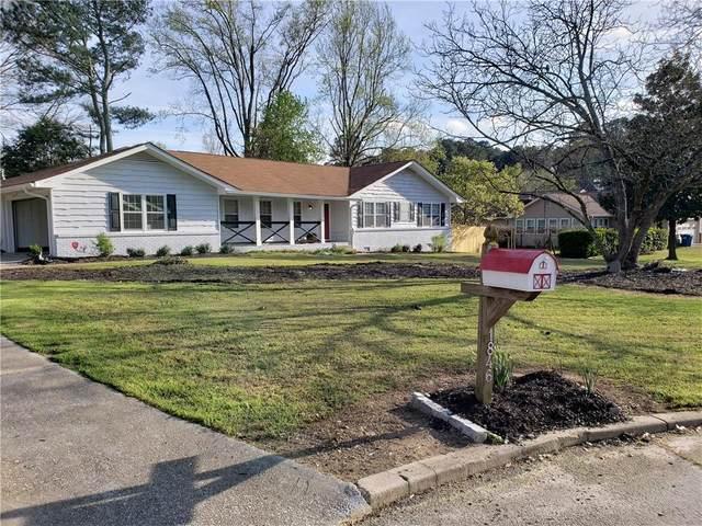 1846 Autumn Court SW, Snellville, GA 30078 (MLS #6742165) :: The Heyl Group at Keller Williams