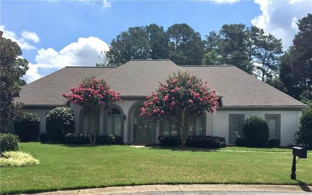 3376 Blackbridle Walk SE, Marietta, GA 30067 (MLS #6742167) :: Kennesaw Life Real Estate