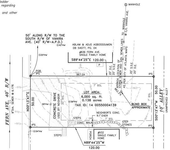 0 Fern Avenue SE, Atlanta, GA 30315 (MLS #6742185) :: AlpharettaZen Expert Home Advisors