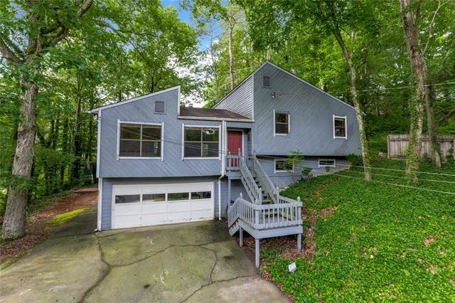 358 Shalloway Drive NE, Kennesaw, GA 30144 (MLS #6742231) :: North Atlanta Home Team