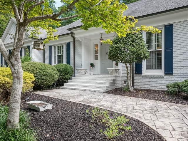 544 Maddux Street, Monticello, GA 31064 (MLS #6742241) :: Charlie Ballard Real Estate