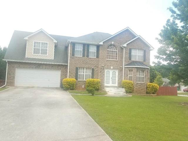 636 Wren Walk, Stone Mountain, GA 30087 (MLS #6742248) :: The Butler/Swayne Team