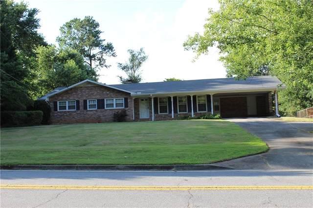 3003 Robinson Road NE, Marietta, GA 30068 (MLS #6742249) :: Path & Post Real Estate