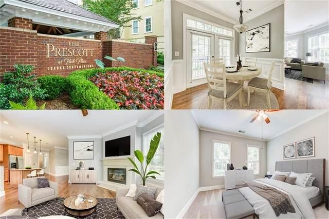 11 Perimeter Center E #1020, Dunwoody, GA 30346 (MLS #6742328) :: Kennesaw Life Real Estate