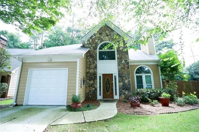 5409 Bridge Pointe Drive, Alpharetta, GA 30005 (MLS #6742339) :: North Atlanta Home Team