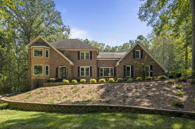 661 Luther Court, Powder Springs, GA 30127 (MLS #6742349) :: The Heyl Group at Keller Williams